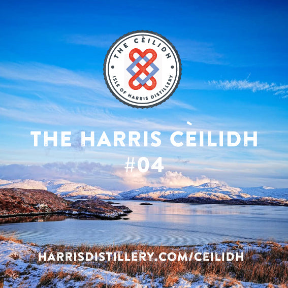 The latest Harris Cèilidh compilation is ready to stream on Spotify!