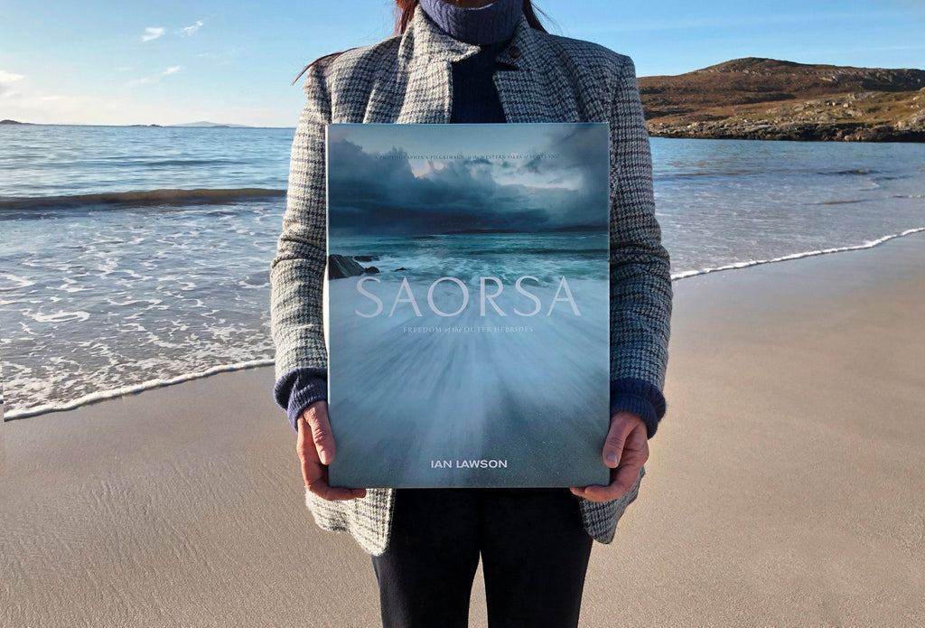 Getting to grips with 'Soarsa' and Harris in all its glory