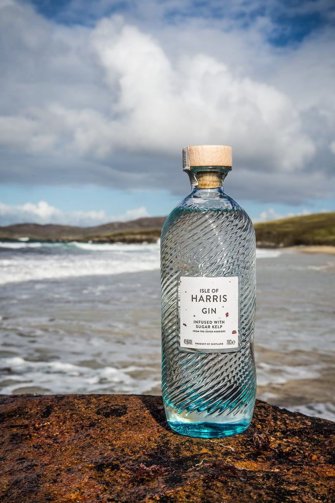 Isle of Harris Gin, from our island to the world.