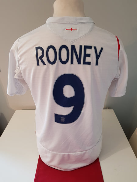 2005-07 Home Rooney