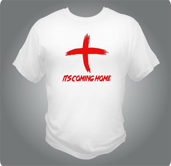 """Its coming home"" T-shirt"