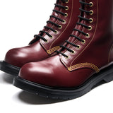 ''Southerner'' 11 Eye Steel Toe Derby Boot