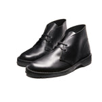 Black Full Grain Chukka Boot