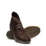 Brown Suede Chukka Boot