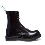 ''Highlander'' 11 Eye Steel Toe Derby Boot