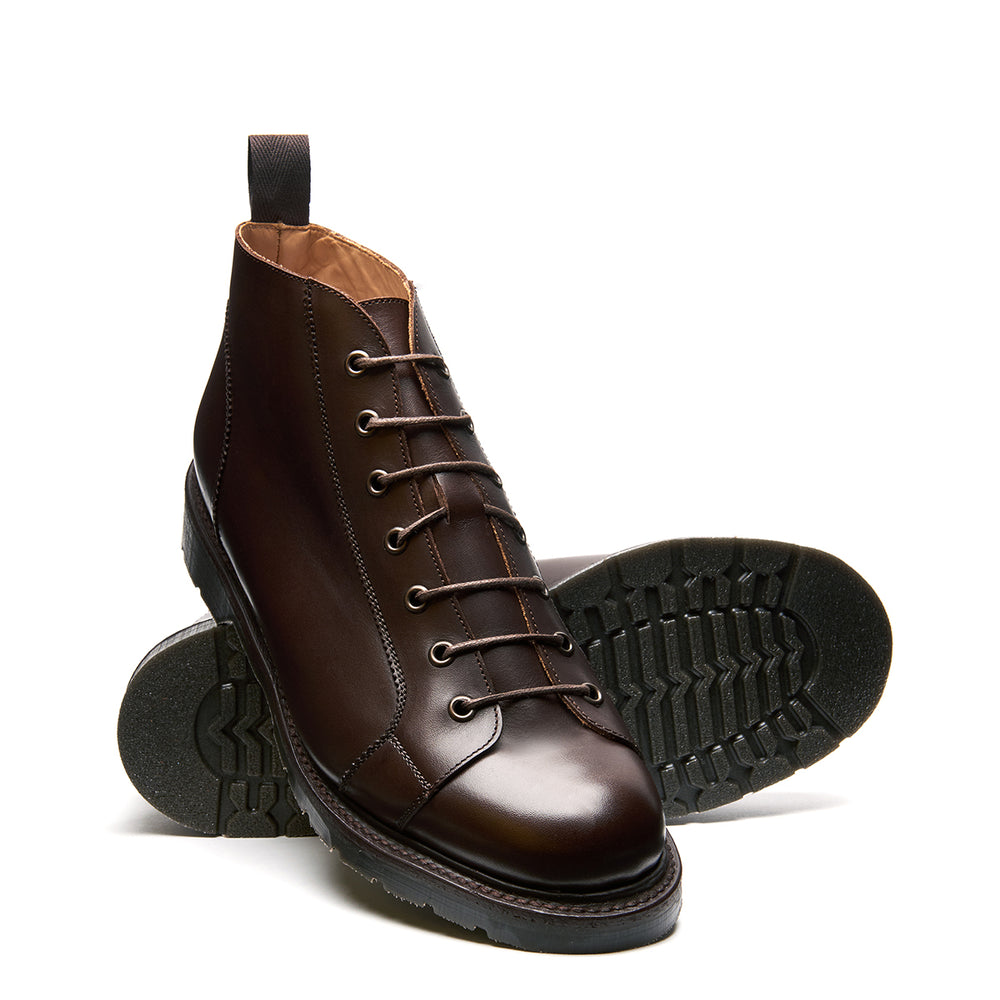 Walnut Monkey Boot