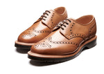 Acorn 4 Eye Gibson Brogue Shoe