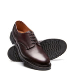 Burgundy 4 Eye Gibson Shoe