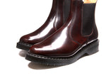 Burgundy Rub-Off Dealer Boot