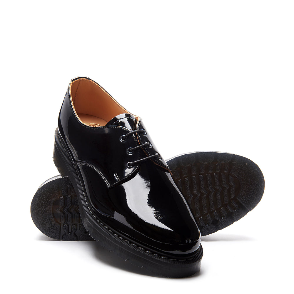 Black Patent Gibson Shoe