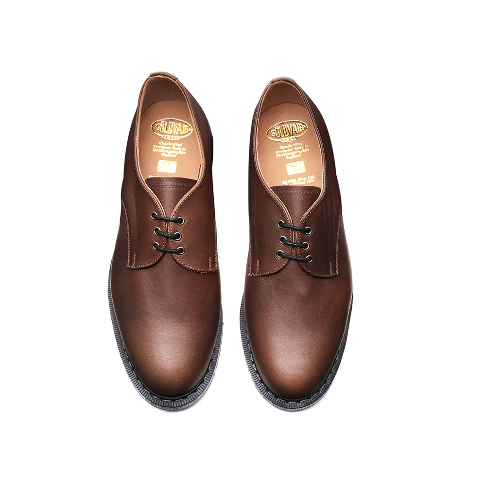 Brown Gibson Shoe