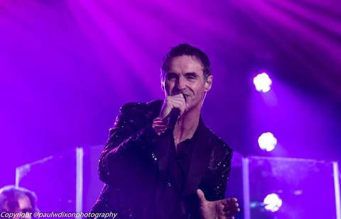 We screamed, we danced, we screamed some more... Marti Pellow TRCH Review. 2018