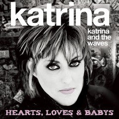 'It will make you smile....' Katrina talks to Loving 80s Music about her new album, HEARTS, LOVES & BABYS