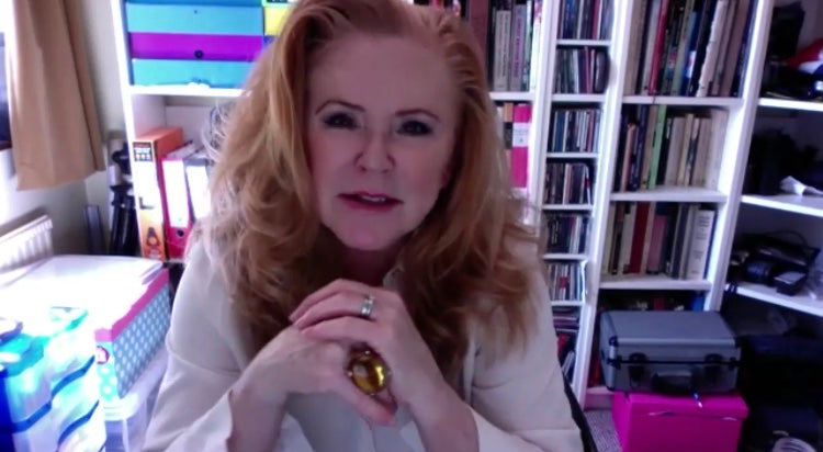 A lockdown chat with Carol Decker