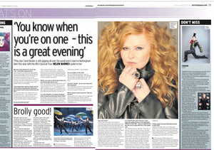 A little chat with CAROL DECKER