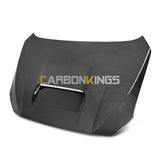 CarbonKings OEM-STYLE CARBON FIBRE BONNET FOR 2015-2019 SUBARU VA WRX / STI