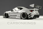 Full Rocket Bunny Style 86/FRS/BRZ Wide-Body Aero Kit Ver.3