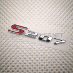 S207 S208 REPLACEMENT EMBLEMS 2015+ Subaru STI / WRX