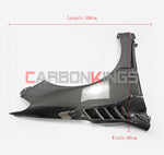 CarbonKings Vented CARBON FIBER FENDERS 2014+ VA WRX STI