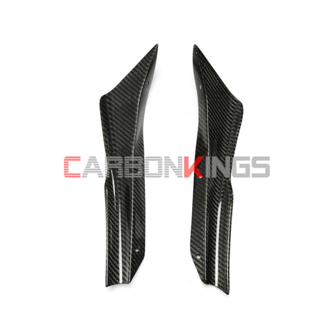 2015+ VA Subaru WRX / STI CarbonKings Single-sided Carbon Fiber Canards (2pcs)