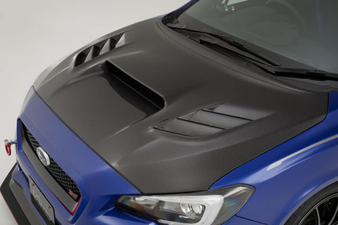 CarbonKings ARISING II BONNET 2015+ VA WRX / STI