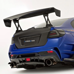 CarbonKings CARBON FIBER TRUNK + GT WING + EMBLEMS PACKAGE 2014+ VA WRX / STI
