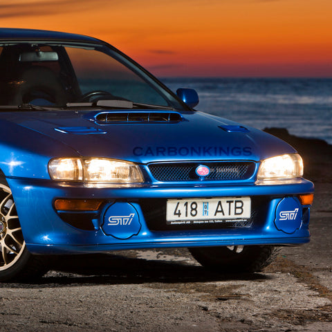 GC8 22B Style WRX STI OEM Conversion Body Kits