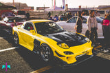 Mazda RX7 FD3S RE-AMEMIYA AD GT Style FULL WIDEBODY KIT