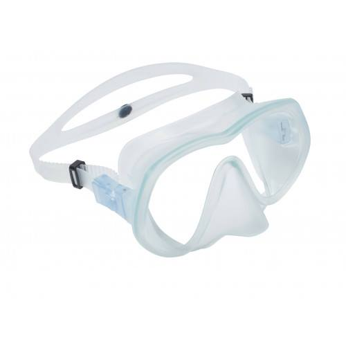 OMS Tattoo Mask, Ultra clear lens