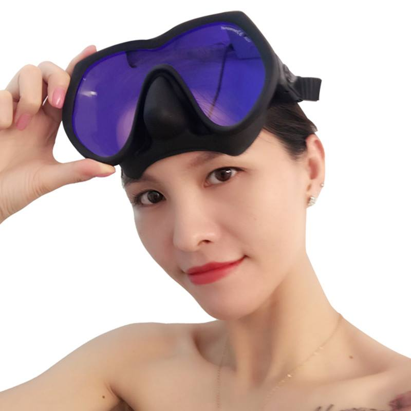 OMS Tattoo Mask with UV Protection Lens