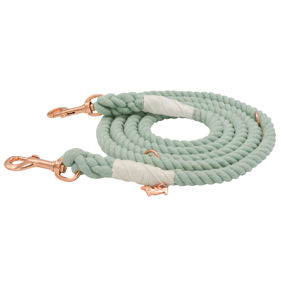 Hands Free Rope Leash - Mint to Be