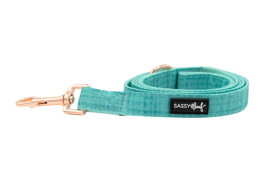 Leash - Wag your Teal