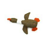Duck Plush Squeaky Dog Toy