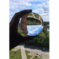 LenSphere - Spherical Crystal Photo Lens - 80mm