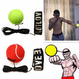 SPEED PUNCH BOXING TRAINING KIT