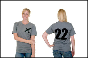 "B-25 Bombers ""Home Jersey"" T-Shirt"