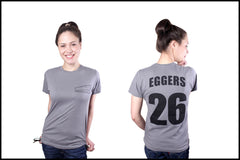 Dave Eggers T-shirt from Novel-T