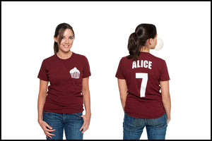 Alice In Wonderland Tee Shirt