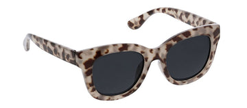 Center Stage Polarized Sunglasses (Gray Tortoise)