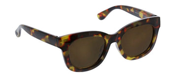 Center Stage Polarized Sunglasses (Tortoise)