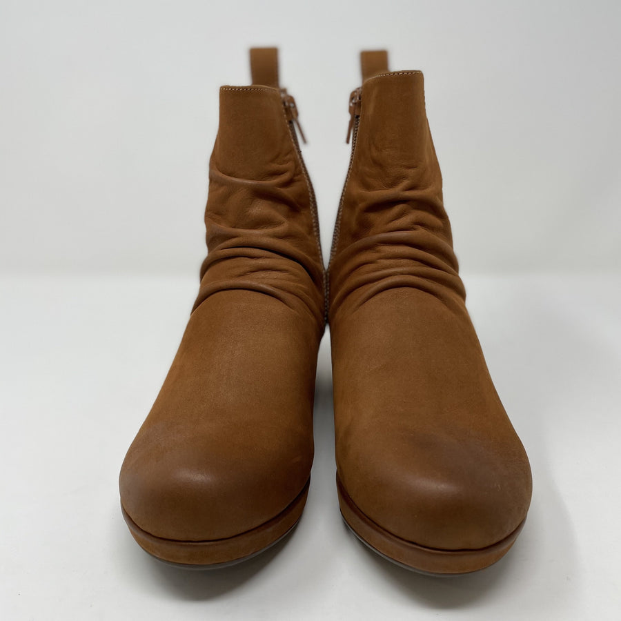 Chocolat Blu Yash Nubuck Boot in Brown
