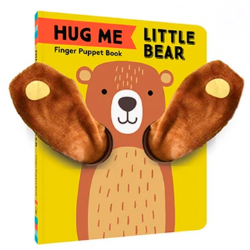 Hug Me Little Bear Book