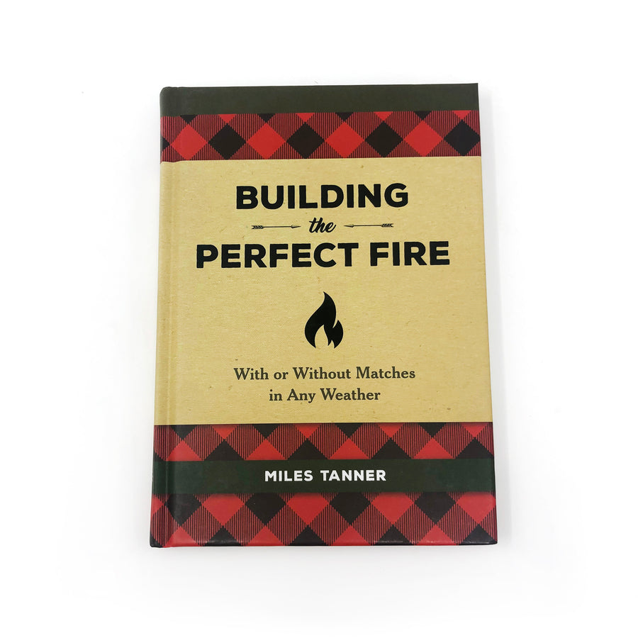 Building the Perfect Fire Book