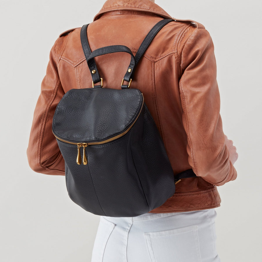 Hobo River Leather Backpack