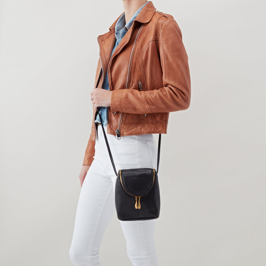 Hobo Fern Leather Crossbody