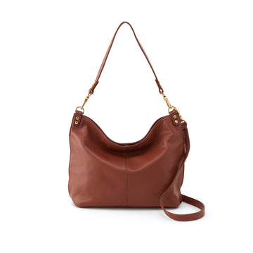 Hobo Pier Leather Crossbody Shoulder Bag