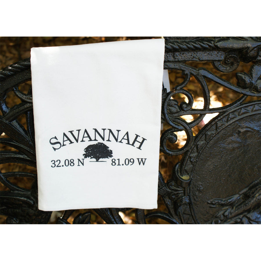 Savannah Tea Towel