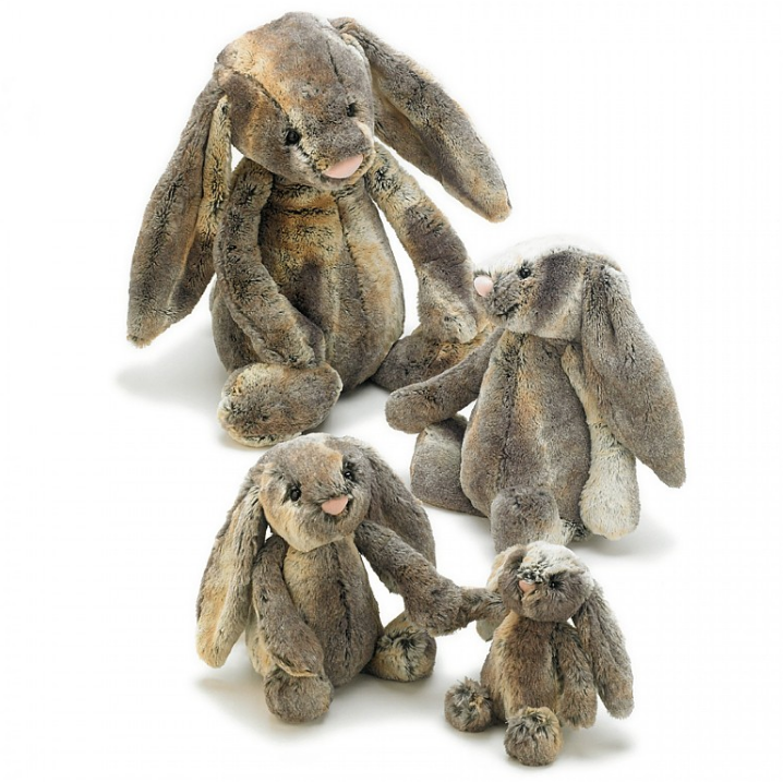 Bashful Cottontail Bunny Large