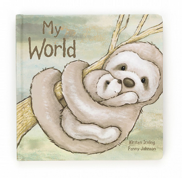 My World Sloth Book