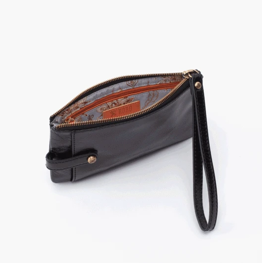 Hobo King Leather Wristlet